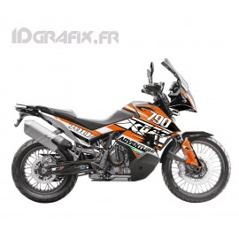 Kit deco Rally Edition for KTM 790 - 890 Adventure
