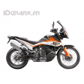 Kit deco Geographic Edition for KTM 790 - 890 Adventure