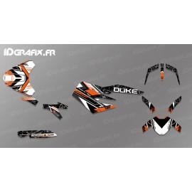 Kit deco de la Bala de la Edición de KTM 790 Duque - 890 Duke R -idgrafix