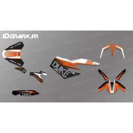 Kit deco Brutal Edition for KTM 790 Duke - 890 Duke R-idgrafix
