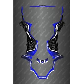 Kit déco Hexa Edition (Bleu) - Polaris Sportsman 570 (après 2021)