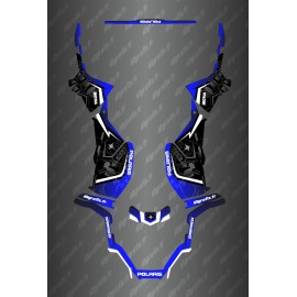 Kit deco Hexa Completo de la Edición (Azul) - el Polaris Sportsman 570 (después de 2021) -idgrafix