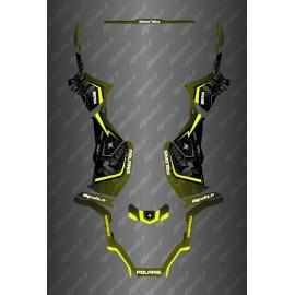 Kit deco Hexa Completo de la Edición (Caqui) - Polaris Sportsman 570 (después de 2021) -idgrafix