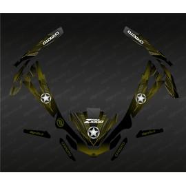 Kit décoration Army Edition - Idgrafix - CF Moto ZForce 1000 Sport