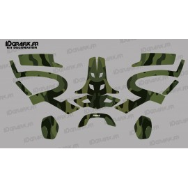 Etiqueta engomada de la Camo edition (Verde)- Auriculares PFANNER Protos -idgrafix