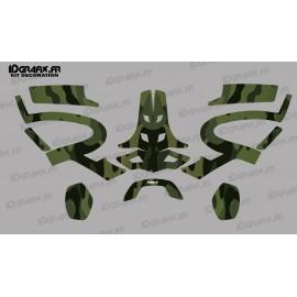 Sticker Camo edition (Green)- Headphones PFANNER Protos-idgrafix