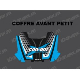 Kit decoration X Limited BLUE Can Am - small chest AV BRP