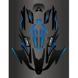 Kit deco Factory Bleu - YAMAHA FX HO-SHO (2009-2011)