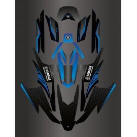 Kit deco Factory Blue - YAMAHA FX HO-SHO (2009-2011)-idgrafix