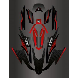 Kit deco Fàbrica Vermella YAMAHA FX HO-SHO (2009-2011) -idgrafix
