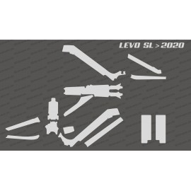 Kit Sticker Protection Full (Brillant ou Mat) - Specialized LEVO SL (après 2020)