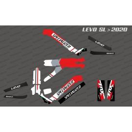 Kit deco Ducati Edition complet - Levo SL especialitzat (després del 2020) -idgrafix