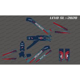 Kit deco Martini Racing Edition complet - Levo SL especialitzat (després del 2020) -idgrafix