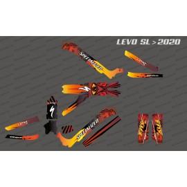 Kit deco Martini Racing Edition Completo Especializado Levo SL (después de 2020) -idgrafix