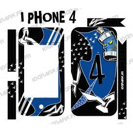 Kit-Deco-Street Iphone 4 / 4S