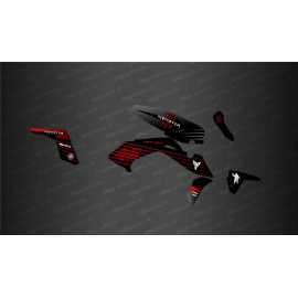 Kit deco Rockstar Edition - IDgrafix - Yamaha MT-07 (after 2018)