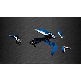 Kit déco Race Edition (Bleu) - IDgrafix - Yamaha MT-07 (après 2021)