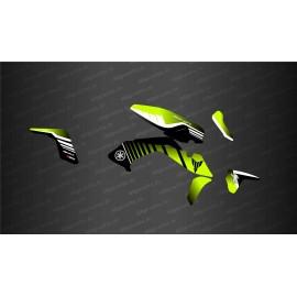 Kit déco Race Edition (Vert) - IDgrafix - Yamaha MT-07 (après 2021)