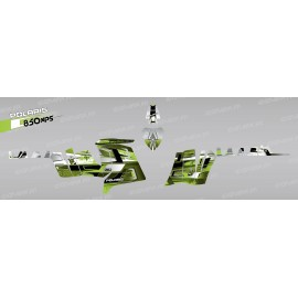 Kit decoration Picks (Green) - IDgrafix - Polaris 850 /1000 XPS