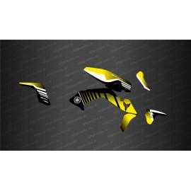 Kit déco Race Edition (Jaune) - IDgrafix - Yamaha MT-07 (après 2021)