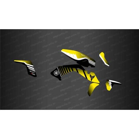 Kit deco Race Edition (Yellow) - IDgrafix - Yamaha MT-07 (after 2021)-idgrafix