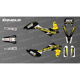 Kit decoració Factory S Race Edition (negre) - Sherco 125-250-300-450 -idgrafix