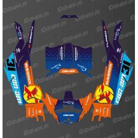 Kit dekor Factory Race Edition - Idgrafix - Can Am Maverick X3