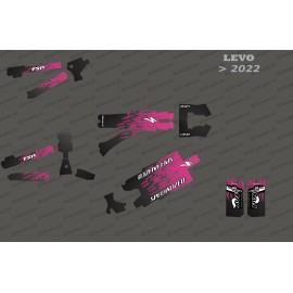 Kit deco Levo Edition Full (Pink) - Specialized Levo (after 2022)
