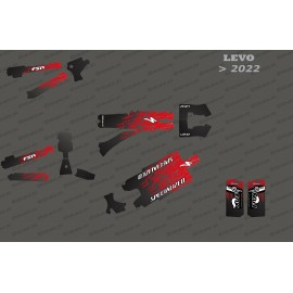 Kit deco Levo Edition Full (Red) - Specialized Levo (after 2022)
