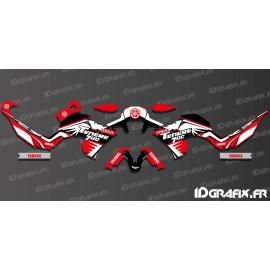 Kit déco Factory Edition (Rouge) pour Yamaha Ténéré 700  (après 2019)