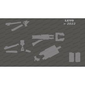 Kit Sticker Protection Full (Brillant ou Mat) - Specialized LEVO (après 2022)