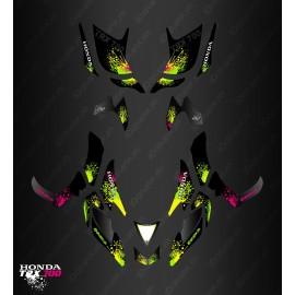 Kit de decoració Splash de la sèrie - IDgrafix - Honda TRX 700xx