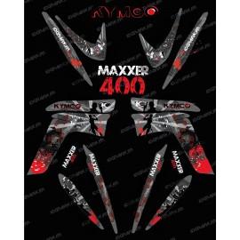 Kit de decoració Supervivent - IDgrafix - Kymco 400 Maxxer