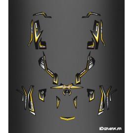 Kit décoration X Limited Jaune - IDgrafix - Can Am Outlander (G1)