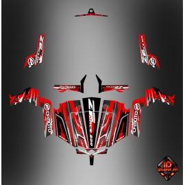 Kit de decoració LTD Edició - Idgrafix - CF Moto ZForce