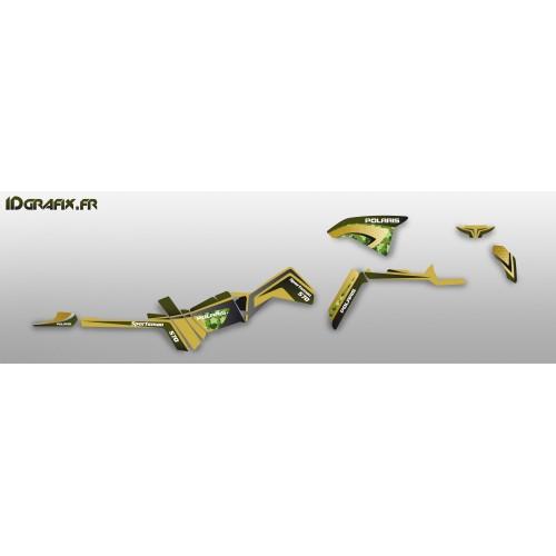 Kit decoration Camo Limited (Green) Light - IDgrafix - Polaris 570 Sportsman - IDgrafix