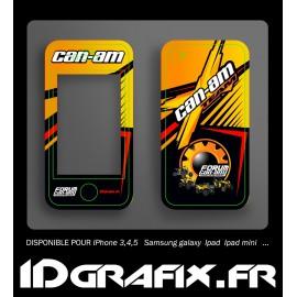 Kit Déco Forum Can Am - Iphone 4 / 4S