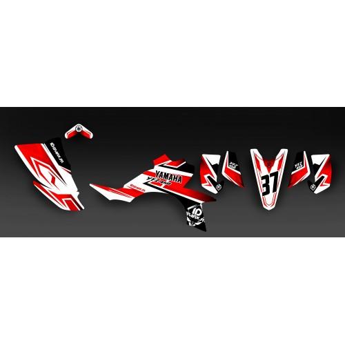 Kit de decoració Edició Limitada IDgrafix - IDgrafix - Yamaha YFZ 450 / YFZ 450R -idgrafix