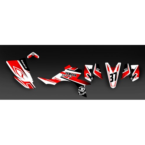 Kit dekor Limited Edition IDgrafix - IDgrafix - Yamaha YFZ 450 / YFZ 450R