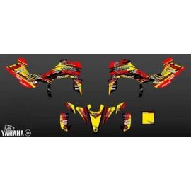 Kit déco A.Bordes Replica pour YAMAHA 450 YFZ R 2011