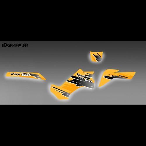 Kit déco Perso pour KVF 750 - M. BONNOT -idgrafix