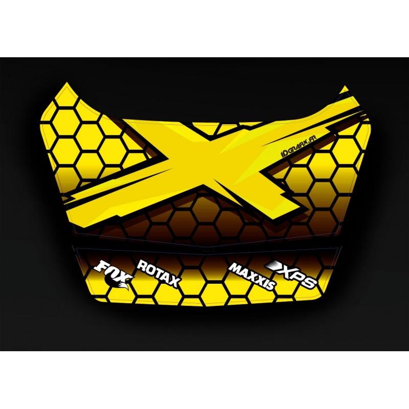Kit de decoració X Equip 3 Es Am 2014 - segur BRP -idgrafix