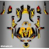 photo du kit décoration - Kit décoration Frelon Series Full - IDgrafix - Can Am Outlander (G2)