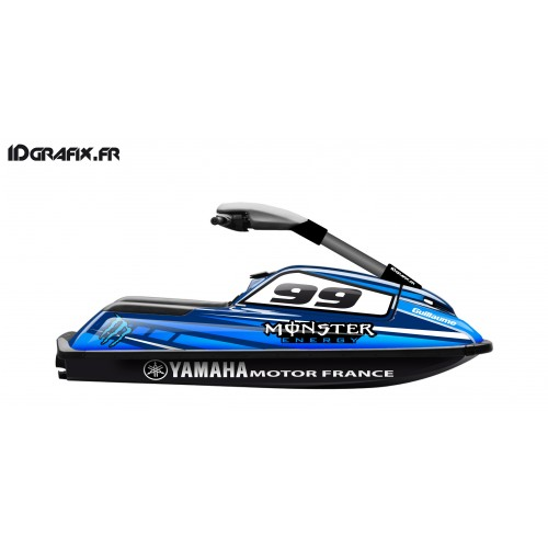 Kit decoration Monster Custom for Yamaha Superjet 700 - IDgrafix