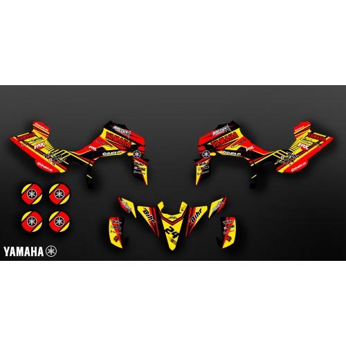 Kit déco 100 % Perso pour YAMAHA 450 YFZ R-idgrafix