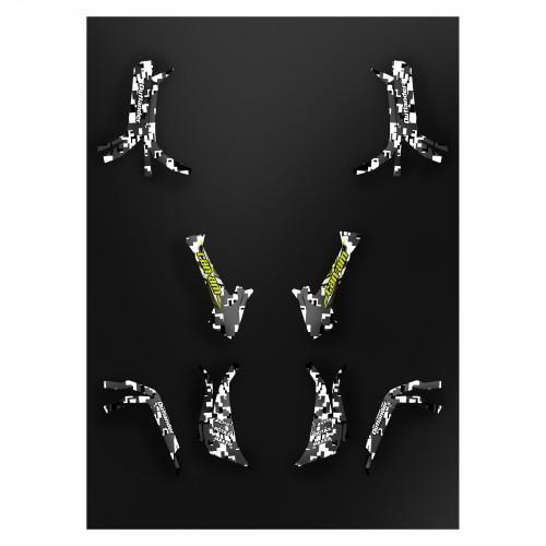 Kit de decoración de Luz Digital Camo - IDgrafix - ¿Soy La serie Outlander -idgrafix