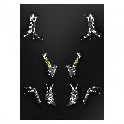 Kit dekor Light Digital Camo - IDgrafix - Can-Am L-serie Outlander -idgrafix