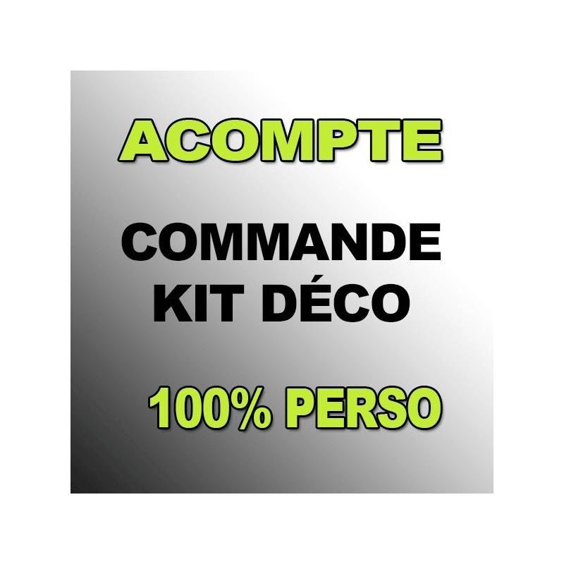 Acompte Kit déco 100 % Perso-idgrafix