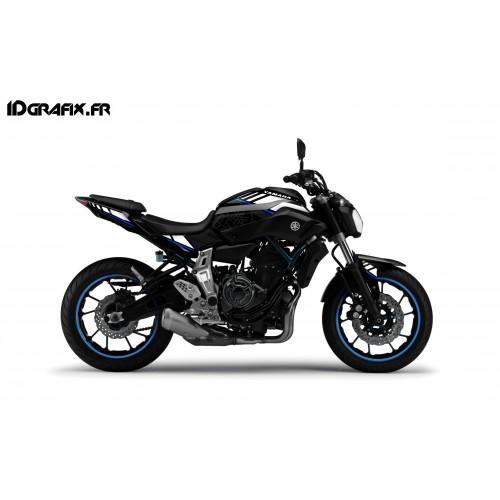 Kit decorazione LTD Blu - IDgrafix - Yamaha MT-07 -idgrafix