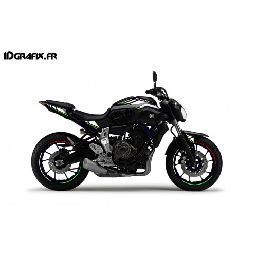 Kit de decoració LTD Italia - IDgrafix - Yamaha MT-07 -idgrafix